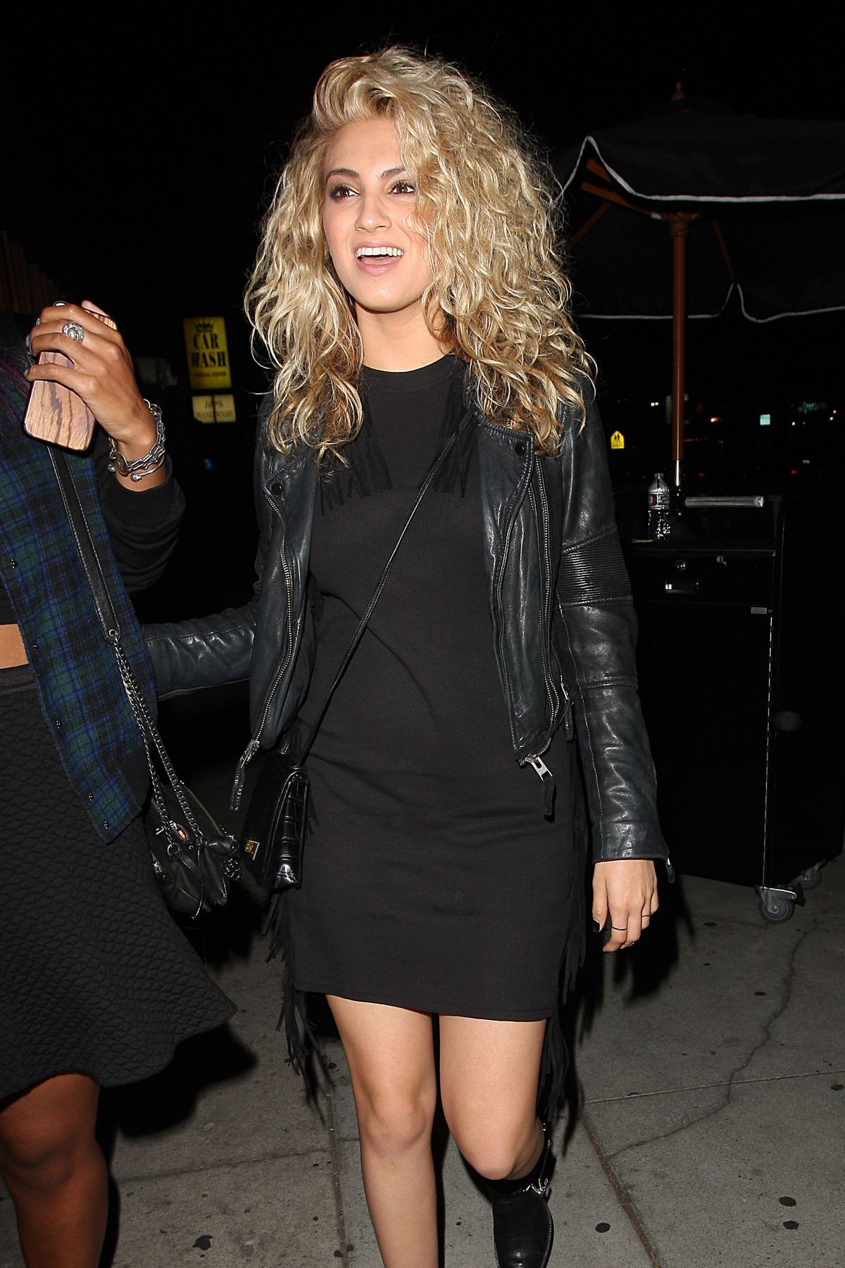 TORI KELLY Leaves The Nice Guy in West Hollywood 06/25/2015