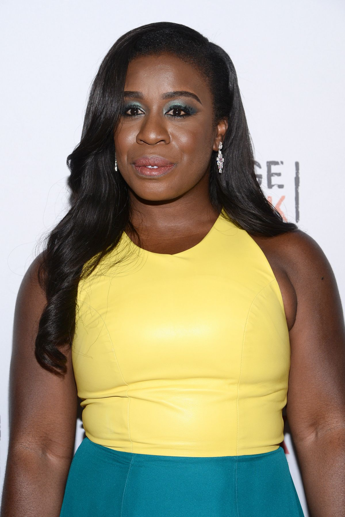UZO ADUBA at Orangecon Fan Event in New York