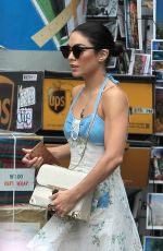 VANESSA HUDGENS Out and About in New York 06/19/2015