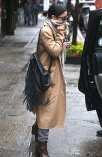 VANESSA HUDGENS Out Shoppig in New York 06/02/2015