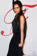 VICTORIA BECKHAM at CFDA Fashion Awards 2015 in New York