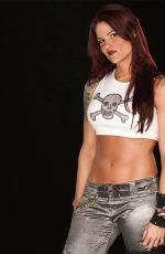 WWE - LITA: Extreme Throwback Pics