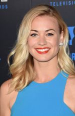 YVONNE STRAHOVSKI at 5th Annual Critics Choice Television Awards in Beverly Hills