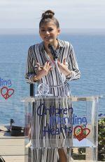 ZENDAYA COLEMAN at Children Mending Hearts Empathy Rocks Fundraiser in Malibu