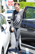 ZENDAYA COLEMAN Out and About in Los Angeles 06/22/2015