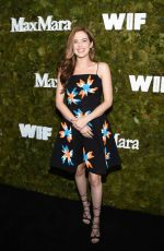 ZPEY DEUTCH at Max Mara Women in Film Face of the Future Award in Hollywood