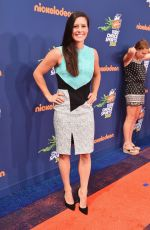 ALI KRIEGER at Nickelodeon Kids' Choice Sports Awards in Westwood