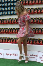 ALI LARTER Hosts a Popchips Crazy Hot Summer BBQ in New York 07/01/2015