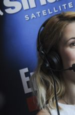 ALONA TAL at SiriusXM EW Radio Channel at Comic Con in San Diego