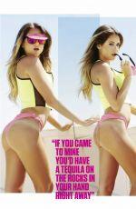 ANASTASIA ASHLEY in FHM Magazine, August 2015 Issue