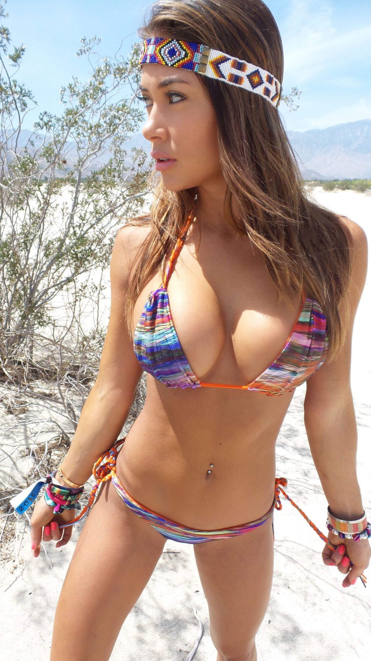 ARIANNY CELESTE - Solkissed Swimwear 2015 Photoshoot ...