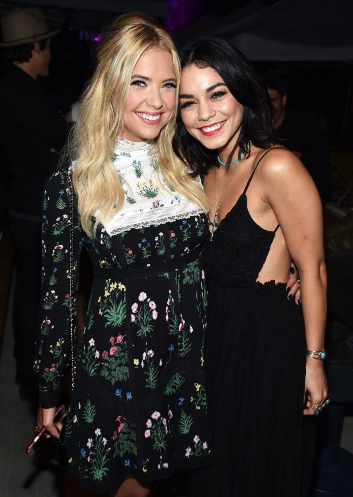 Vanessa hudgens and ashley charming answer