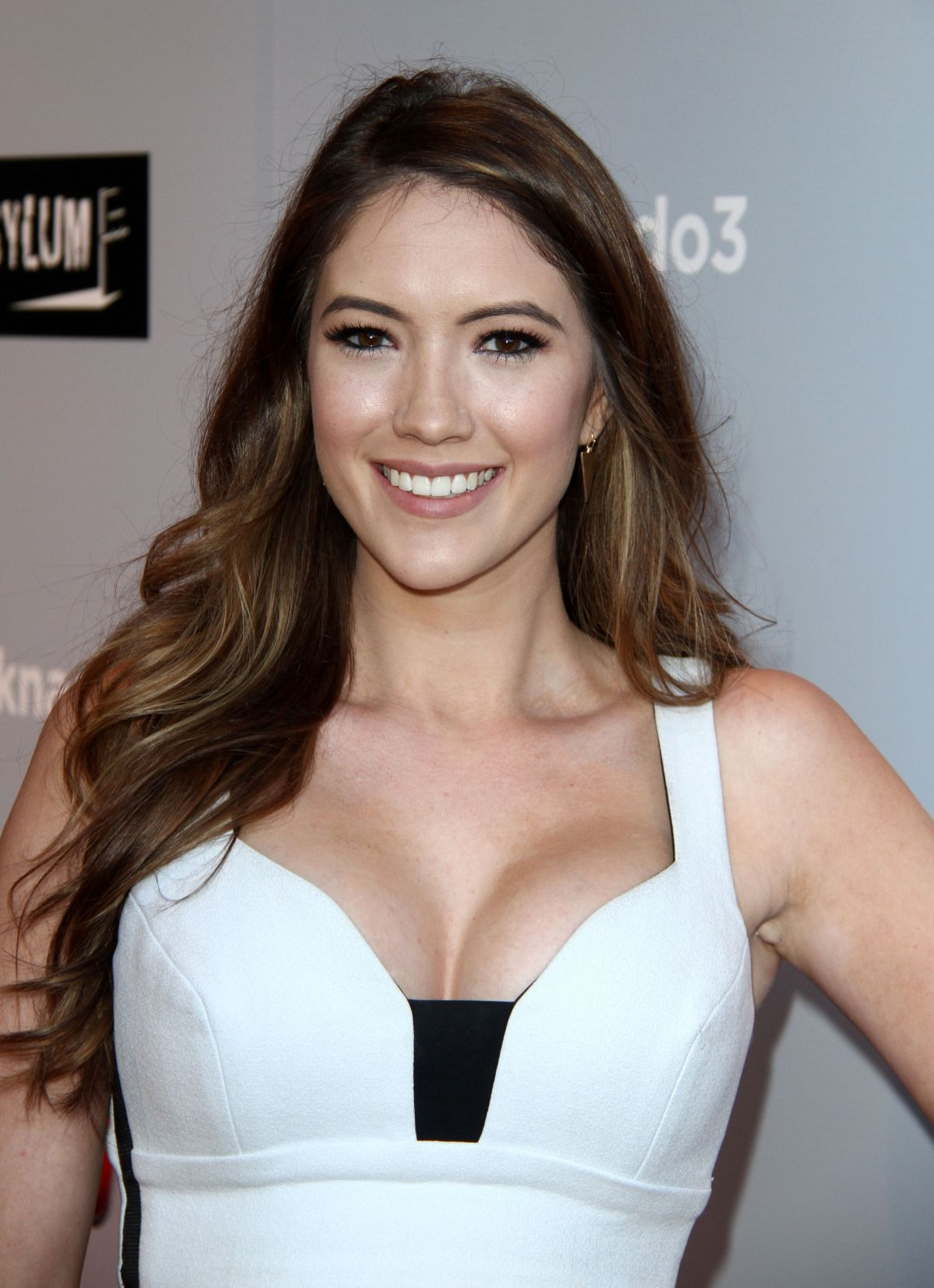 BLAIR FOWLER at Sharkando 3: Oh Hell No! Premiere in Los Angeles