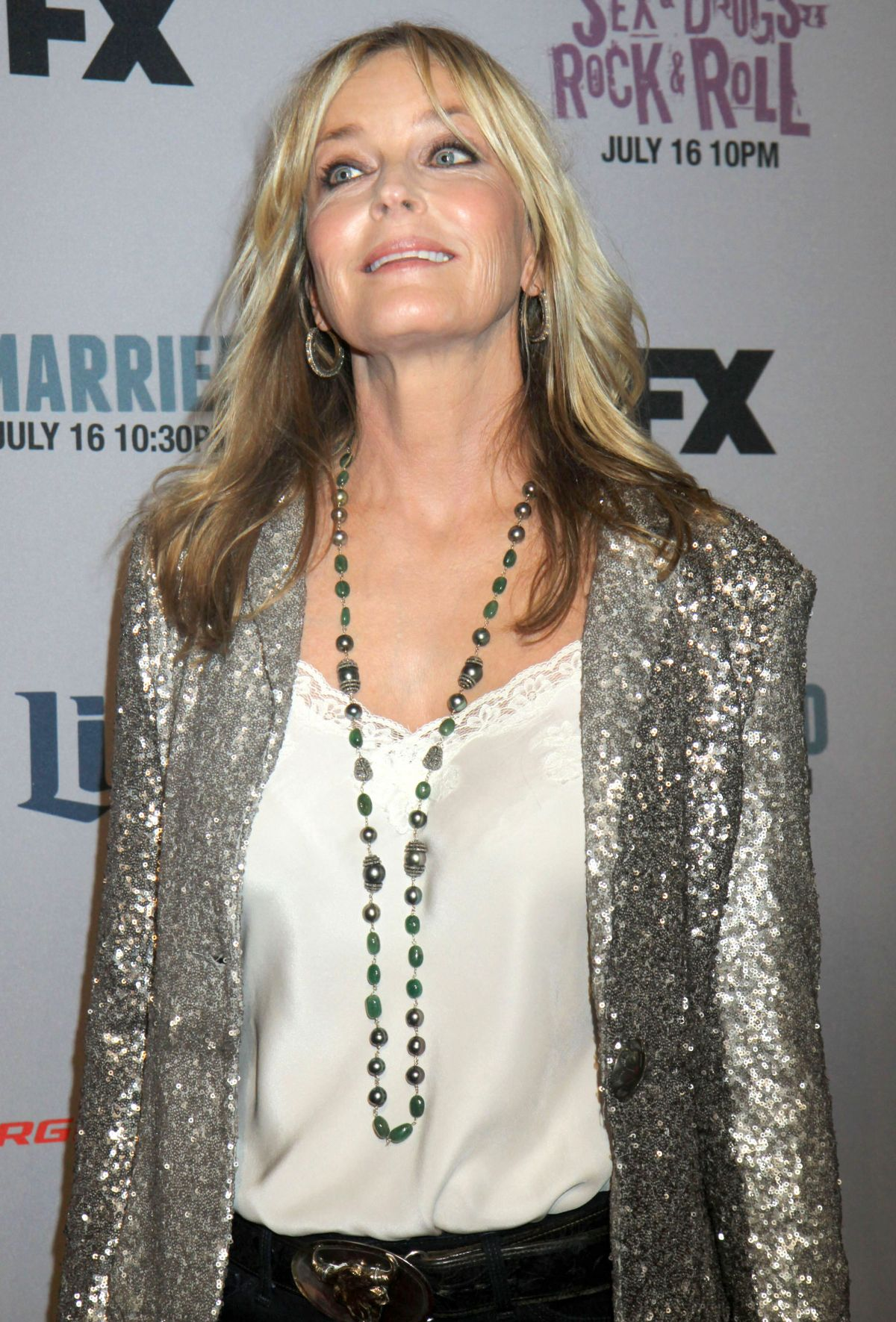 BO DEREK at Sex&Drugs&Rock&Roll Premiere in New York