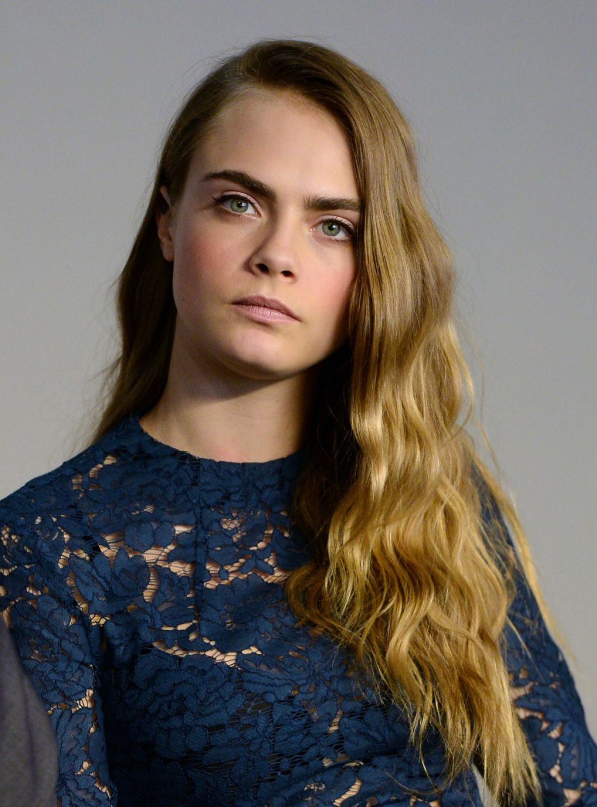 CARA DELEVINGNE at Paper Towns Event at Apple Store in New ...