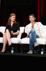 CASSIDY FREEMAN Longmire Discussion at 2015 Summer TCA Tour in Beverly Hills 07/28/2015