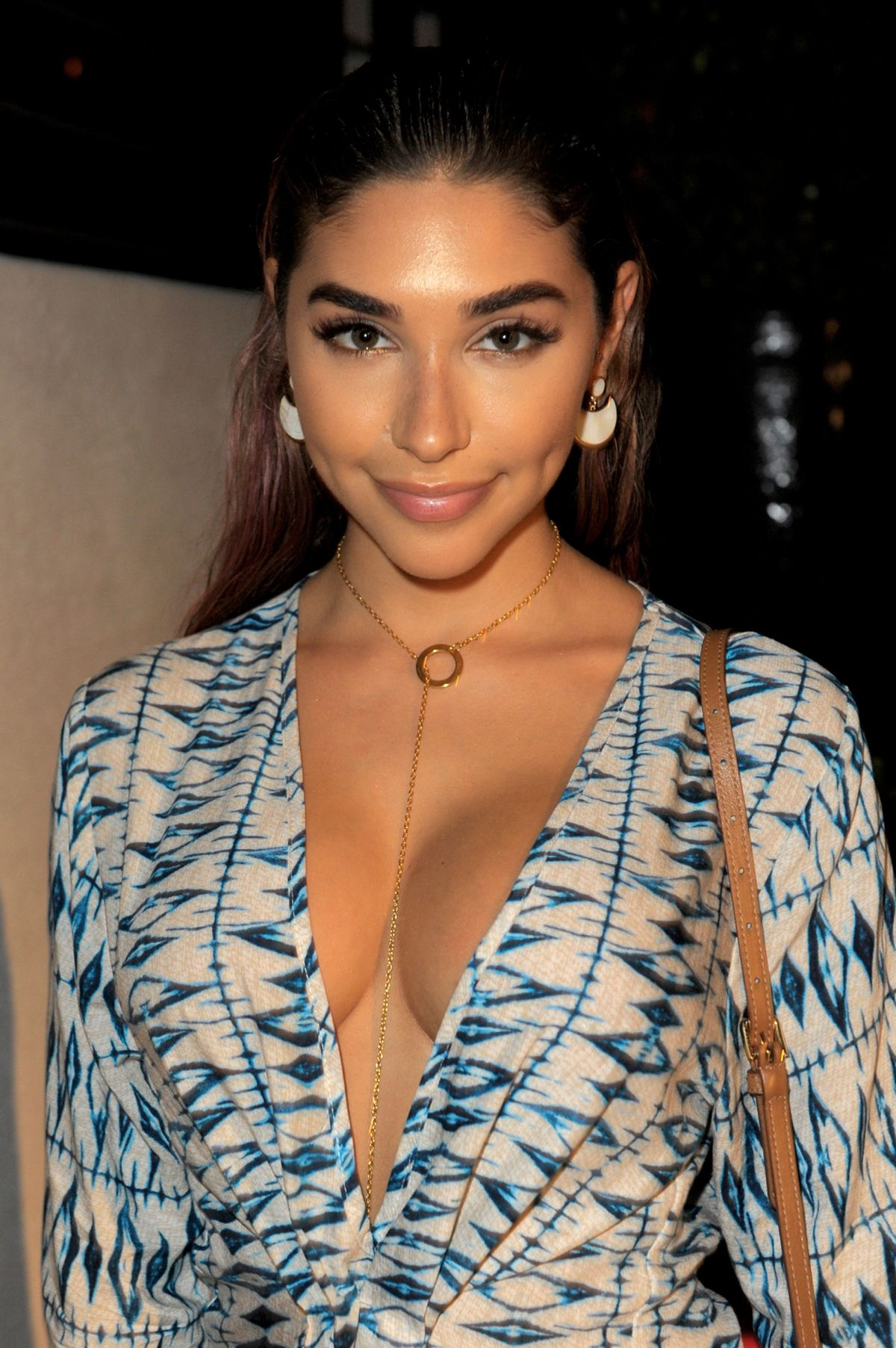 CHANTEL JEFFRIES at Maxim Magazine Worldwide Swimwear Collection Launch in Miami