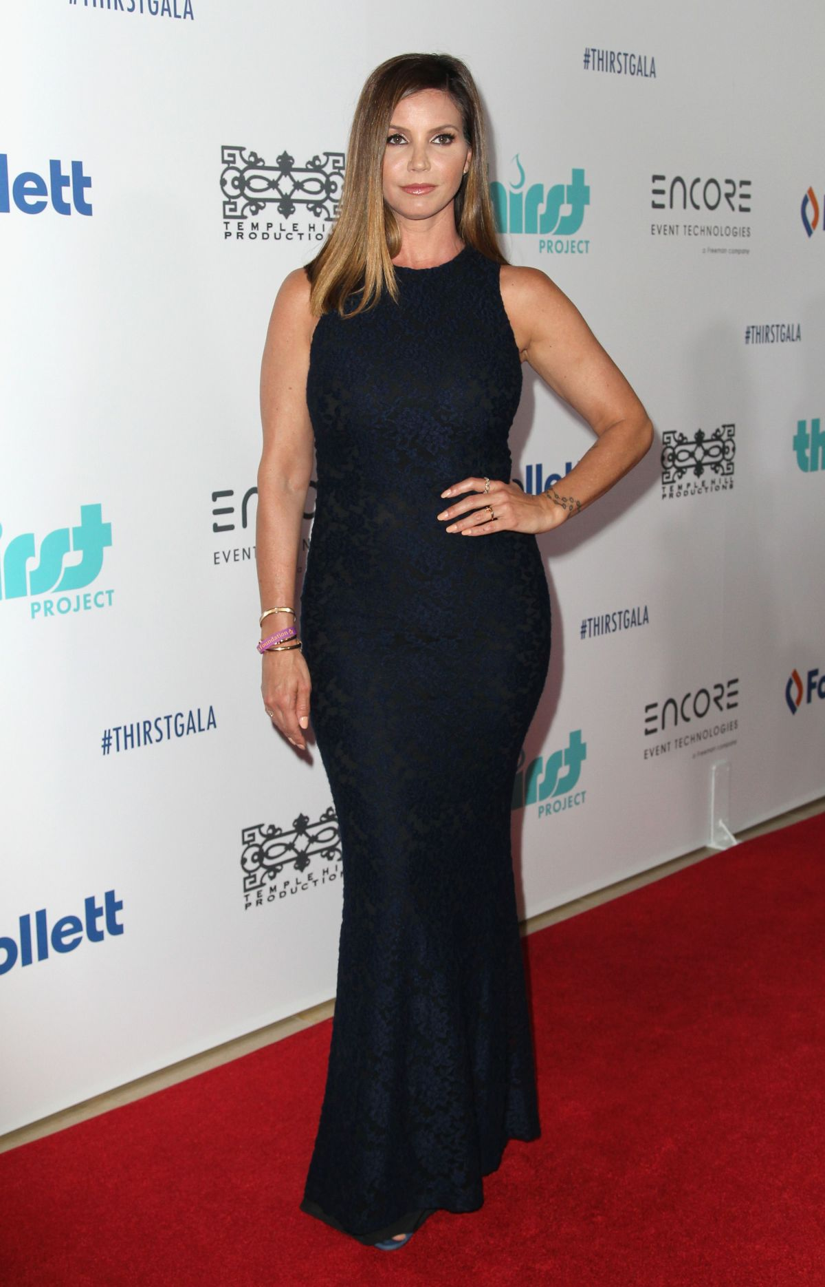 CHARISMA CARPENTER at 2015 Thirst Gala in Beverly Hills
