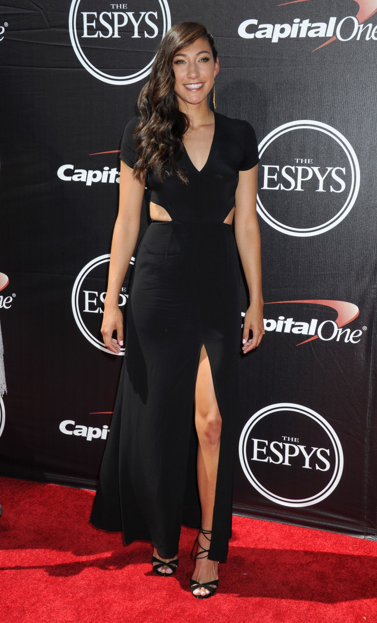 CHRISTEN PRESS at 2015 Espys Awards in Los Angeles