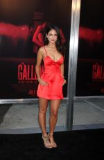 EIZA GONZALEZ at The Gallows Premiere in Los Angeles
