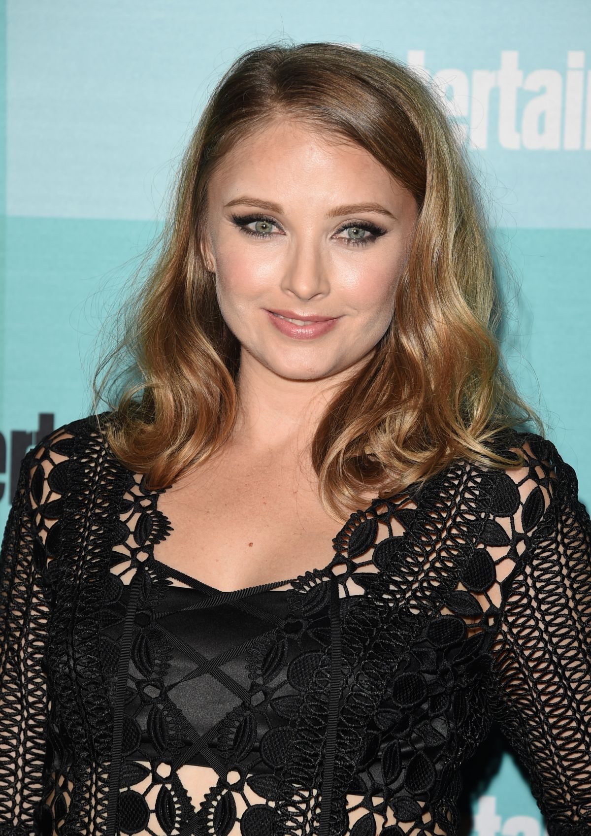 ELISABETH HARNOIS at Entertainment Weekly Party at Comic-con in San Diego