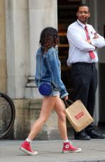 ELIZA DOOLITTLE Out and About in London 07/15/2015
