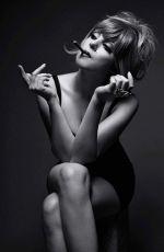 ELIZABETH GILLIES - Benjo Arwas Photoshoot