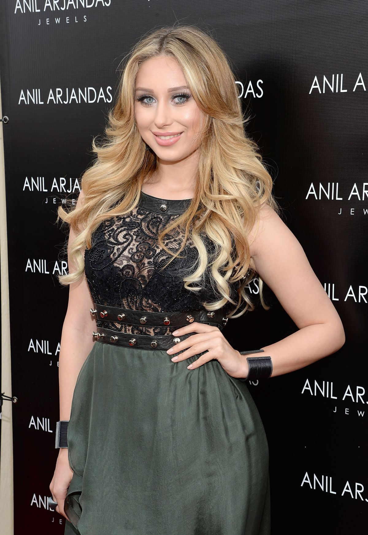 ELLA MOIS at Anil Arjandas Jewels US Flagship Store Opening in West Hollywood