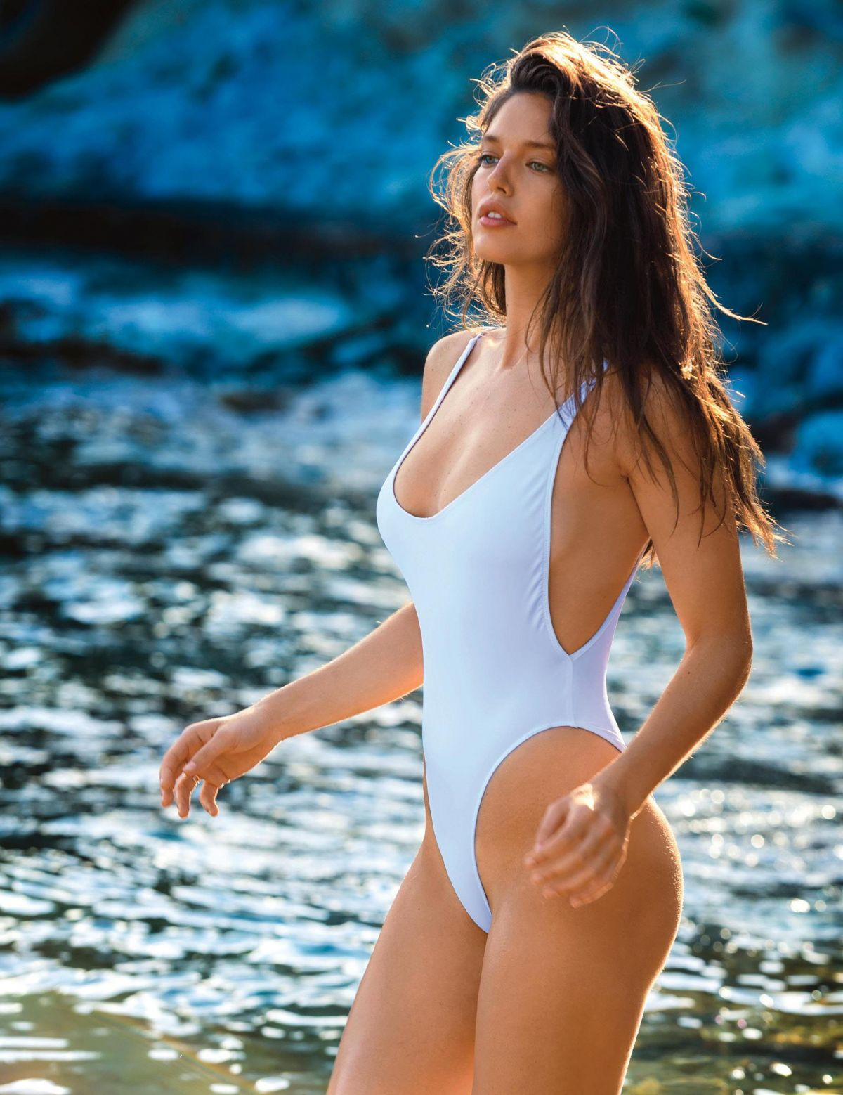 EMILY DIDONATO in Maxim Magazine, August 2015 Issue