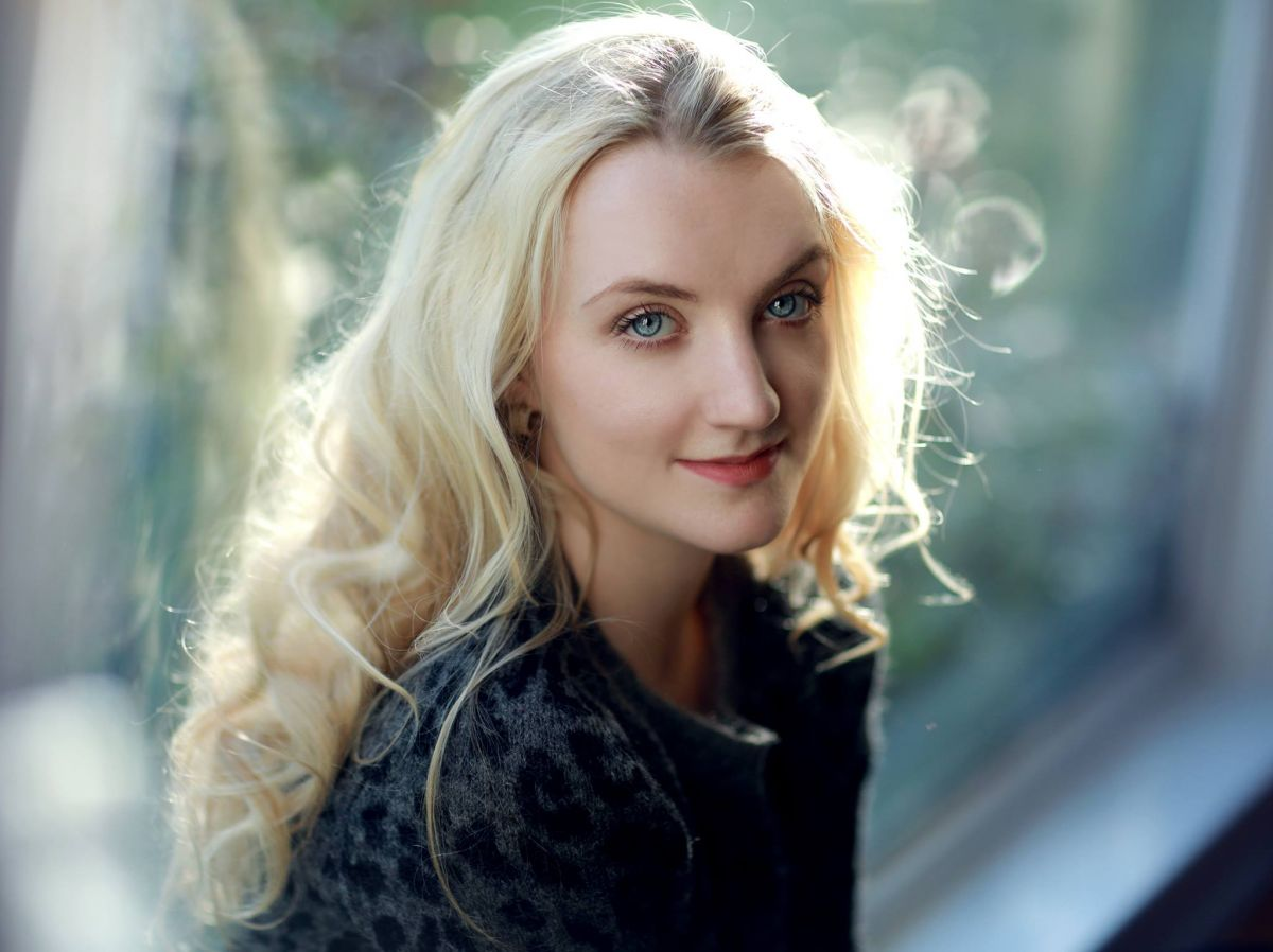 EVANNA LYNCH – Faye Thomas Photoshoot - HawtCelebs