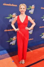 GRACIE GOLD at Nickelodeon Kids' Choice Sports Awards in Westwood