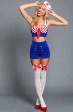 Happy 4th July - Celebrities in Red, White and Blue