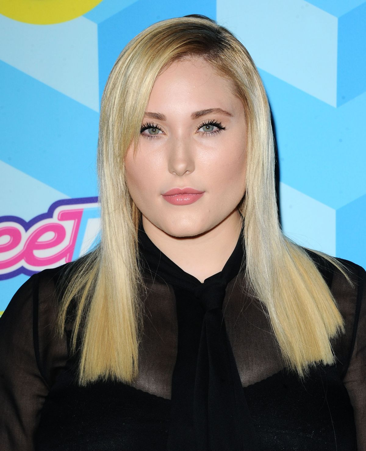 HAYLEY HASSELHOFF at Just Jared's Summer Bash Pool Party in Los Angeles
