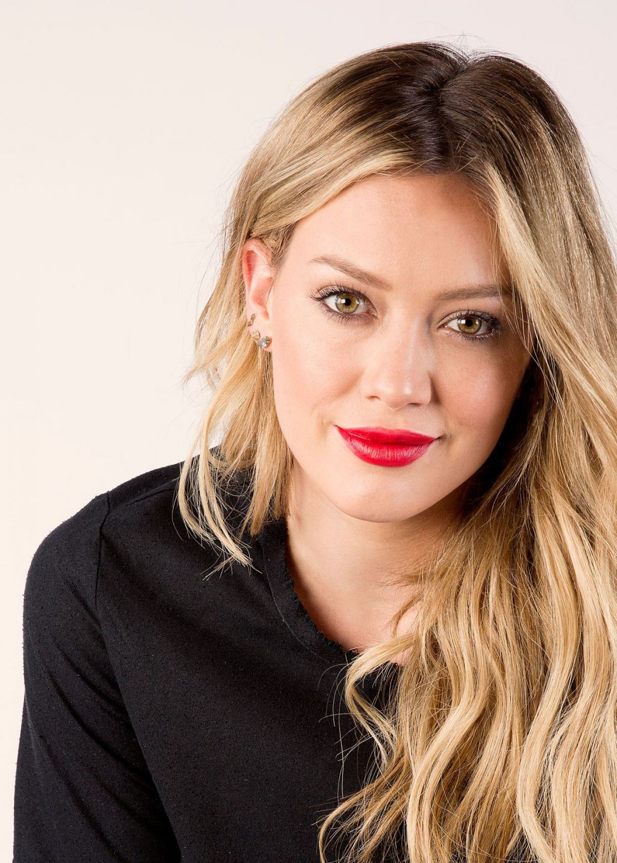 HILARY DUFF - LA Times Photoshoot by Brian Vander Brug - HawtCelebs ...