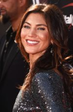 HOPE SOLO at 2015 Espys Awards in Los Angeles