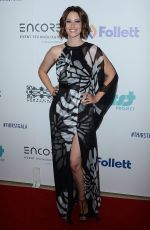 CHYLER LEIGH at 2015 Thirst Gala in Beverly Hills