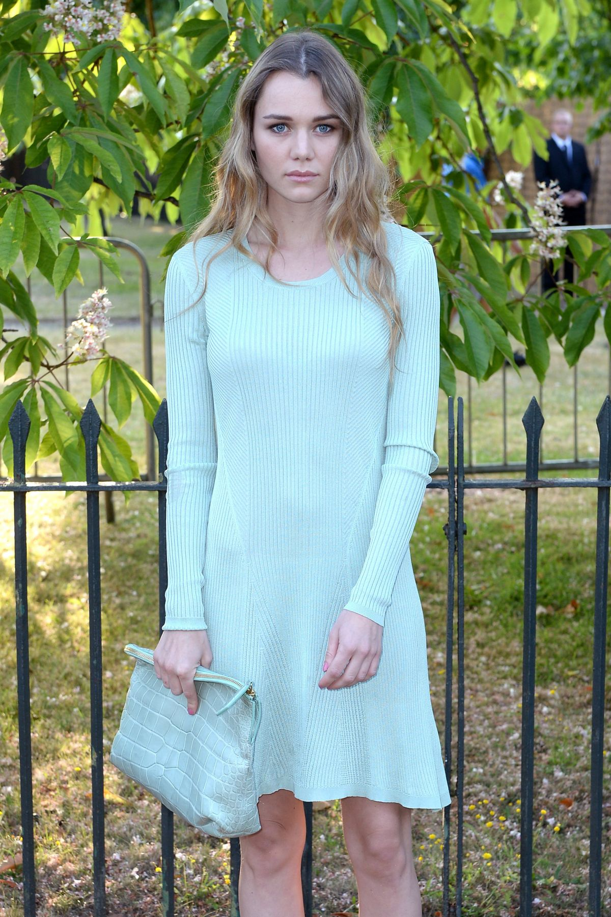 IMOGEN WATERHOUSE at Serpentine Gallery Summer Party in London