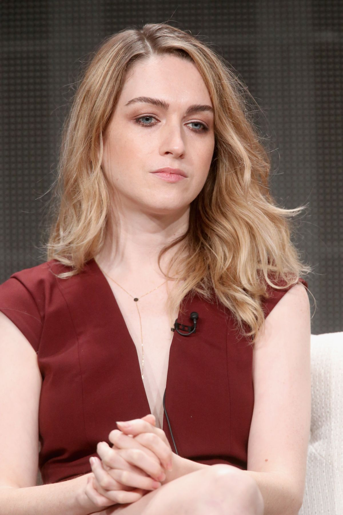 JAMIE CLAYTON at Sense8 Panel 2015 Summer TCA Tour in Beverly Hills
