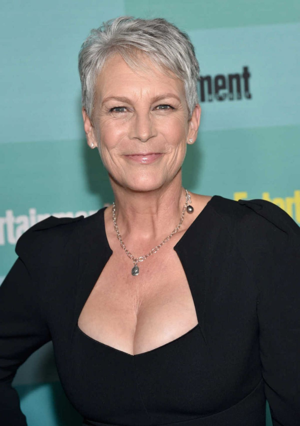 JAMIE LEE CURTIS at ET Weekly Annual Party at Comic Con in San Diego ...