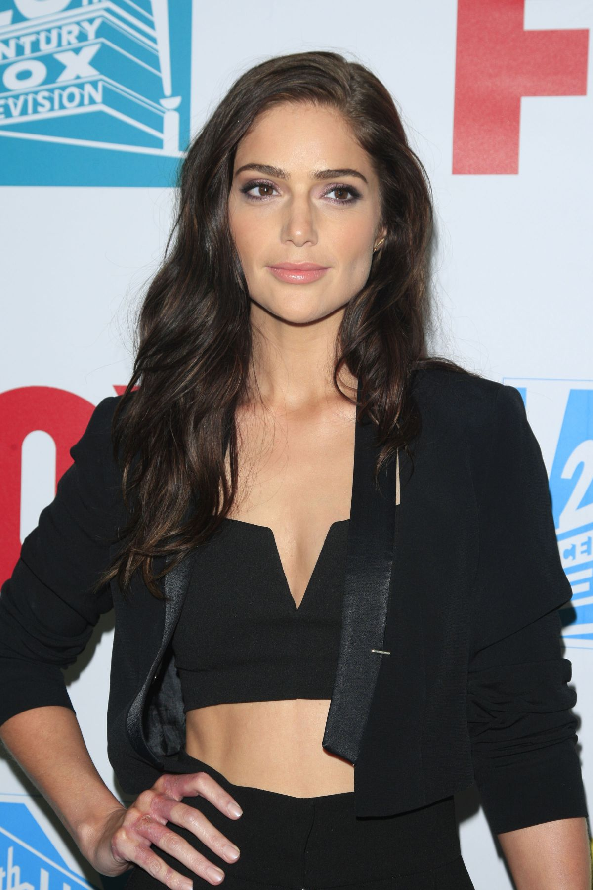JANET MONTGOMERY at 20th Century Fox Party at Comic-con in San Diego