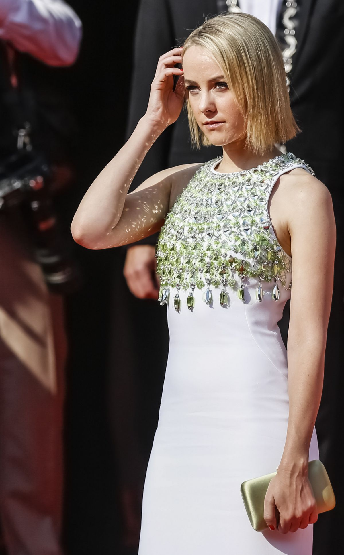 JENA MALONE at 50th Karlovy Vary International Film Festival Opening