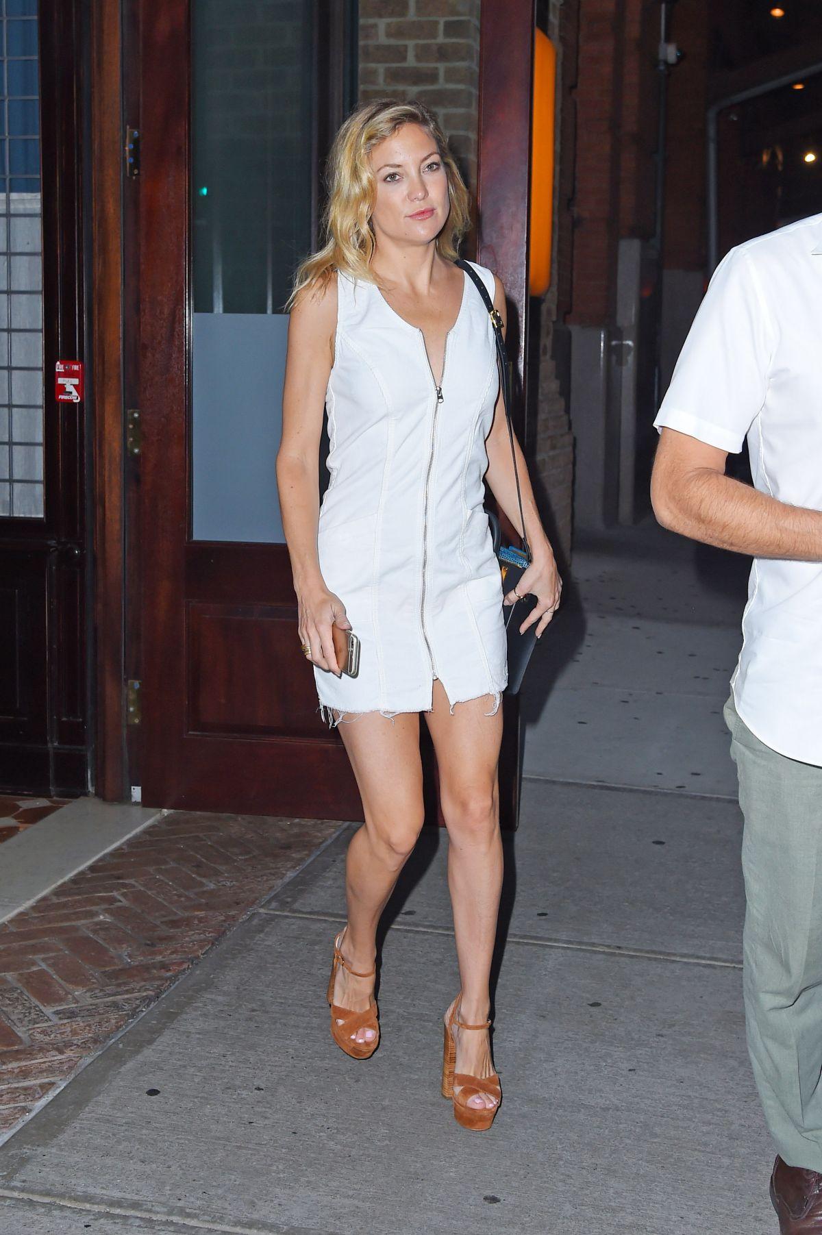 Jennifer Hudson At Her Hotel Pictures