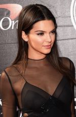 KENDALL JENNER at 2015 Espys Awards in Los Angeles