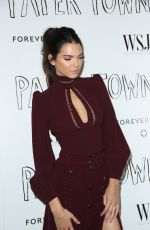 KENDALL JENNER at Paper Towns Screening in West Hollywood