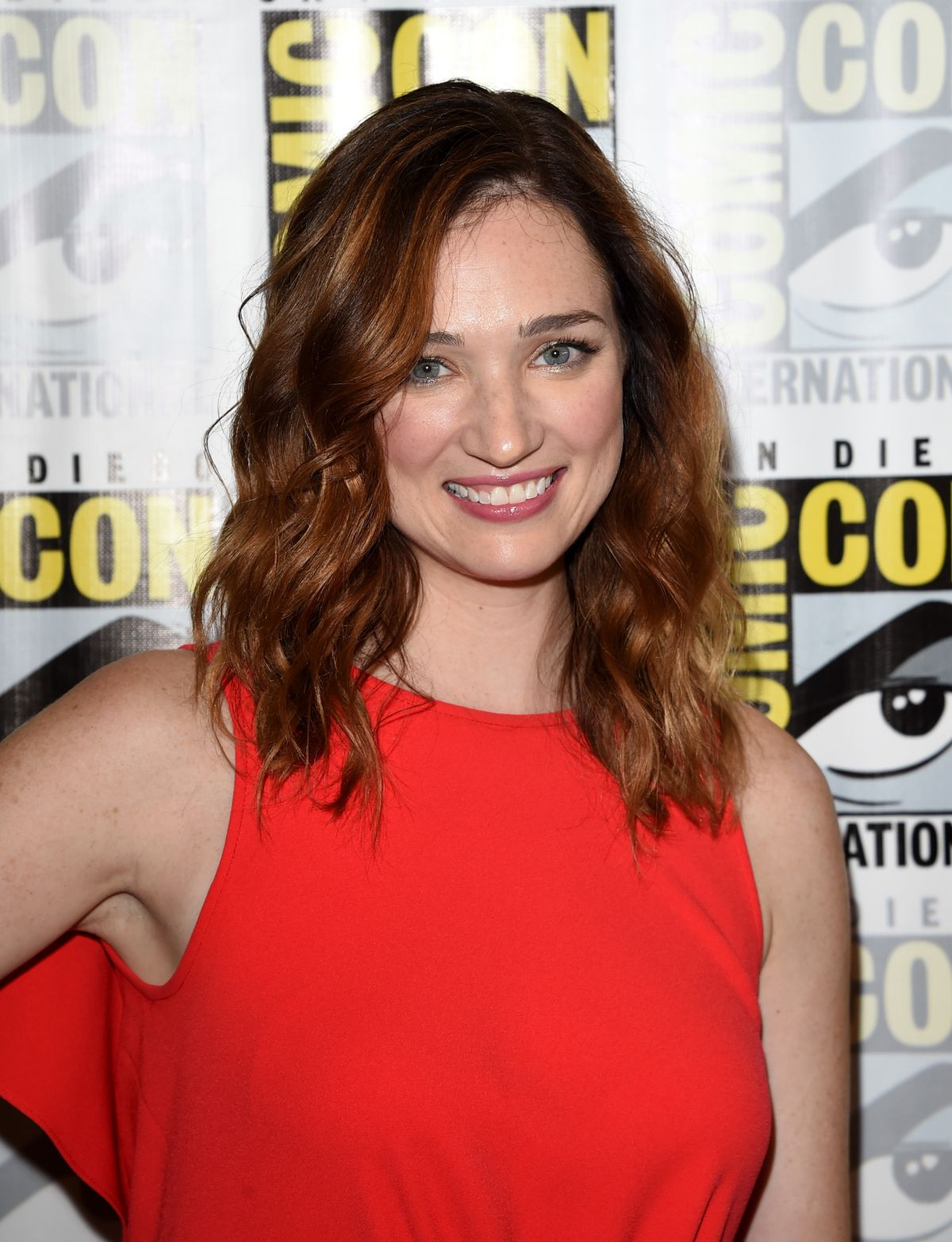 KRISTEN CONNOLLY at Zoo Presentation at Comic Con in San Diego