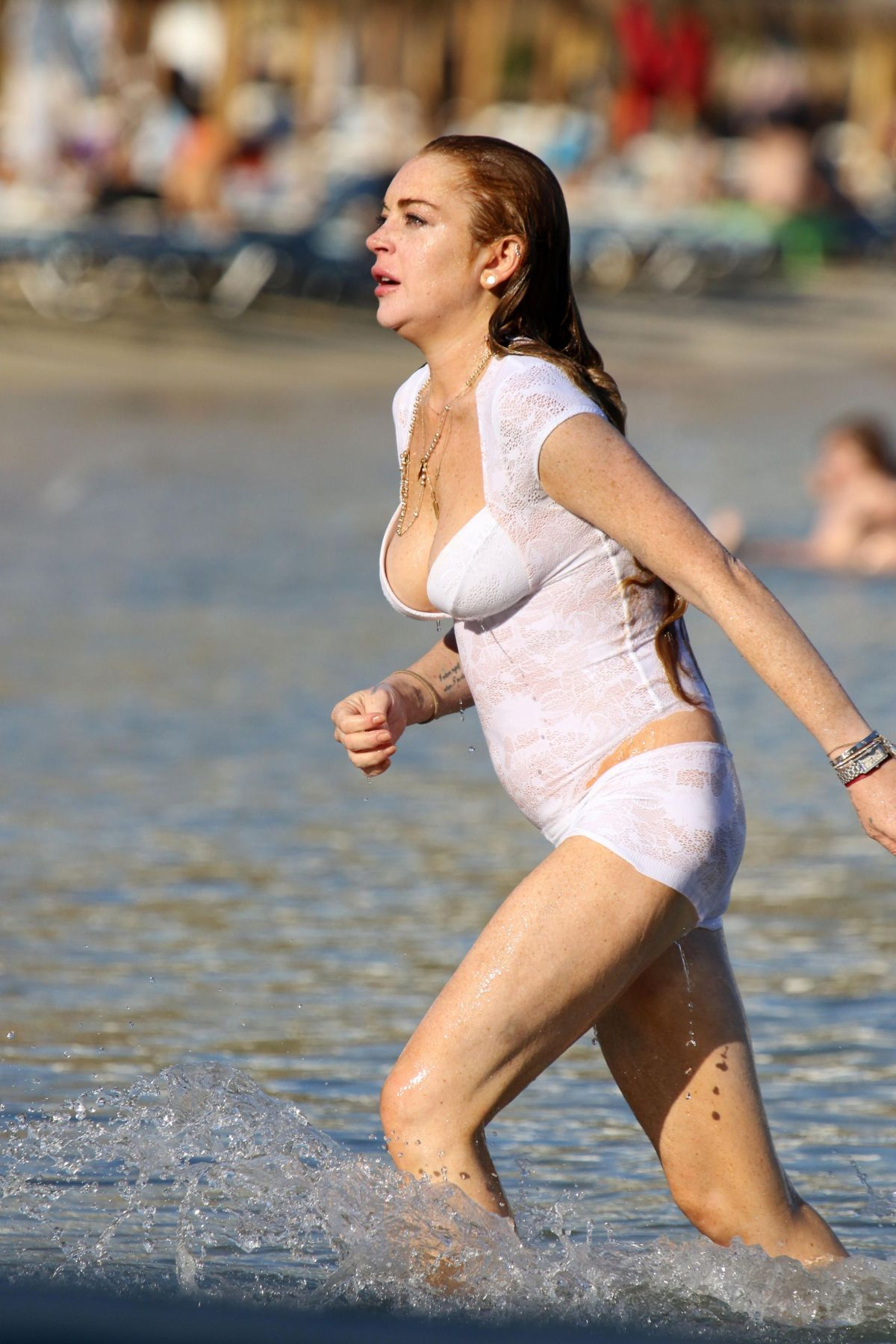 Fappening Lindsay Lohan nude photos 2019