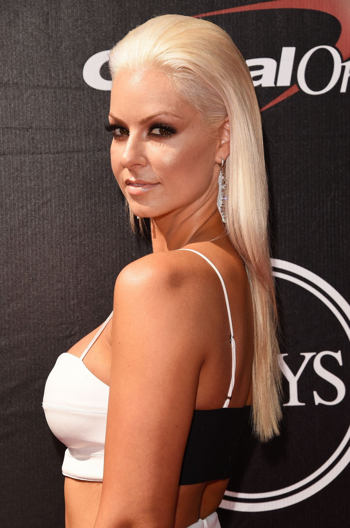 MARYSE OUELLET at 2015 Espys Awards in Los Angeles