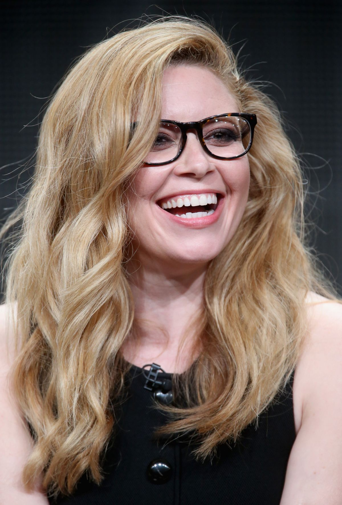 NATASHA LYONNE at Orange is the New Black Panel 2015 ...