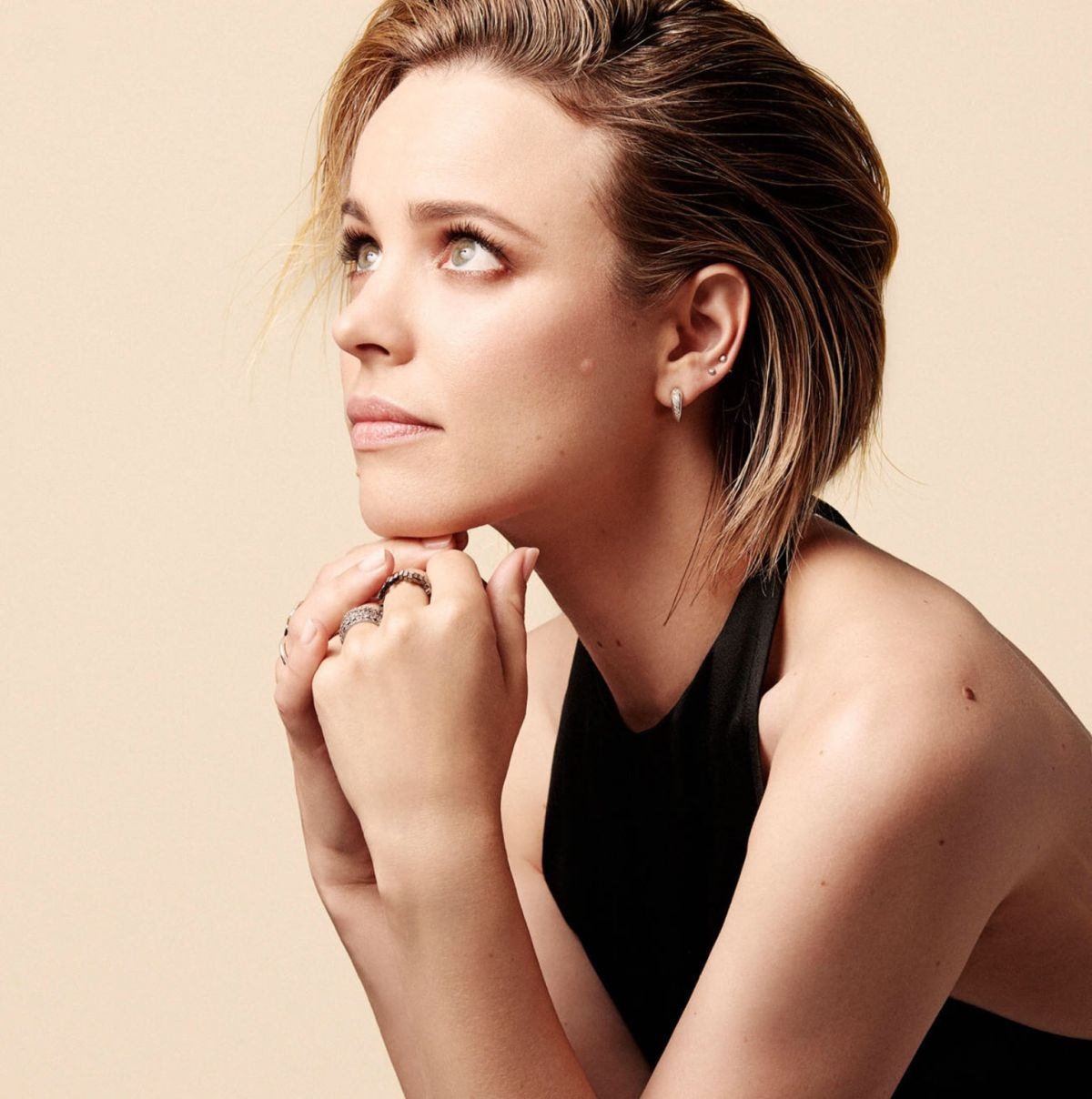 RACHEL MCADAMS in Stylist Magazine, July 2015 Issue - HawtCelebs ...