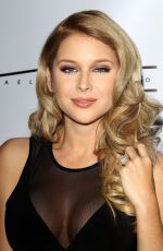 RENEE OLSTEAD at Michael Costello Capsule Collection Launch Party in Los Angeles